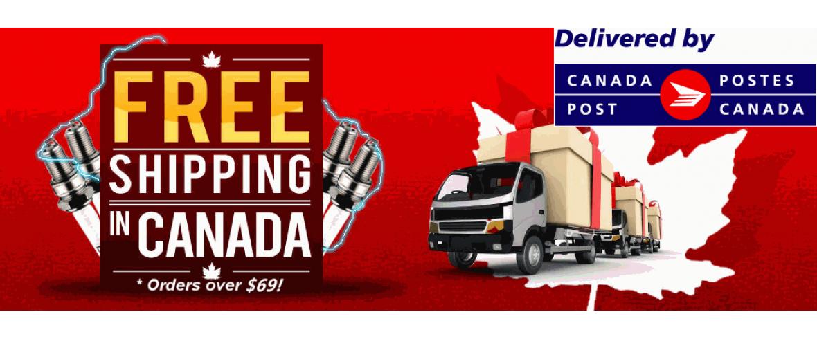 Free Shipping - ClubPlug.ca