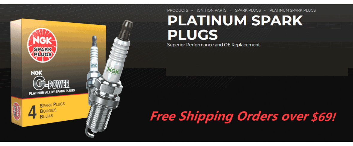 NGK G-Power Spark Plugs - ClubPlug.ca
